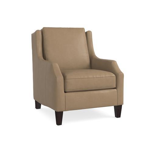 Bassett Furniture - Henson Leather Accent Chair