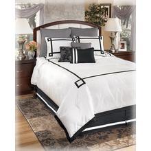 See Details - Hepburn 10-piece King Comforter Set
