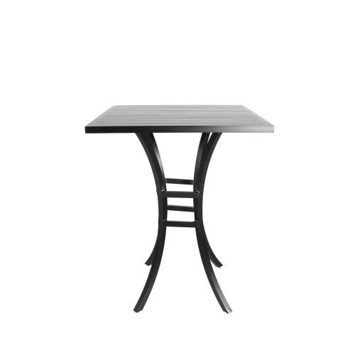 "Monaco 32"" Square Bar Table"