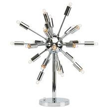 Sputnik Table Light  Silver