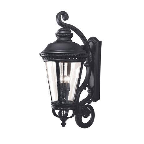 Castle Extra Large Lantern Black
