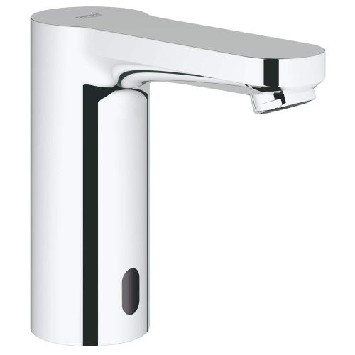 Eurosmart E Centerset Touchless Bathroom Faucet With Concealed Temperature Control