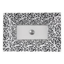 "View Product - ""La Maddalena"" Italian Fireclay Vanity Sink"