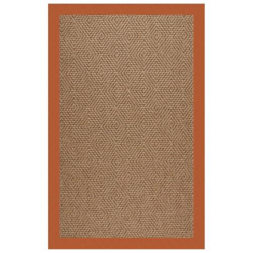 Islamorada-Diamond Canvas Rust