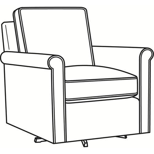 Braxton Culler Inc - Sullivan Swivel Chair