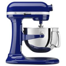 Professional 600 Series 6 Quart Bowl-Lift Stand Mixer - Cobalt Blue