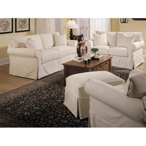 Living Room Jenny Slip Cover