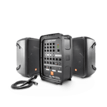 JBL EON208P Portable 8 in. 2-Way PA with 8-Channel Powered Mixer and Bluetooth