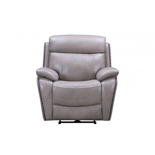 Sandover Gray-Beige Recliner