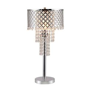 Crown Mark - Crystal On Mesh Tabl