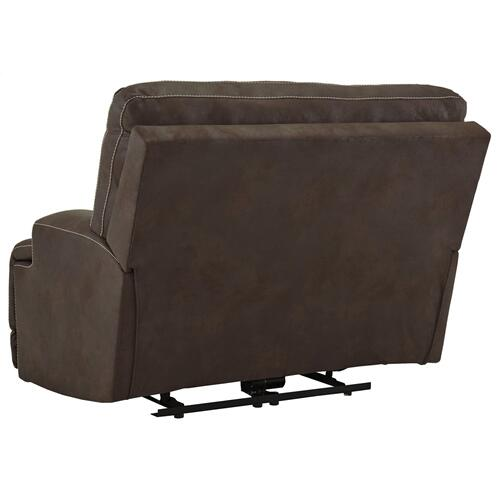 Signature Design By Ashley - Kitching Oversized Power Recliner