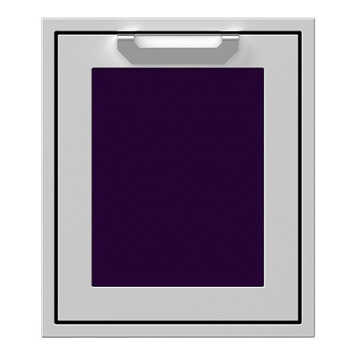 "18"" Hestan Outdoor Single Access Door - AGADR Series - Lush"