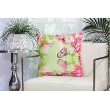 """Outdoor Pillows Ti778 Multicolor 20"""" X 20"""" Throw Pillow"""