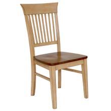 Fancy Slat Dining Chair (Set of 2)