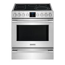 See Details - Scratch & Dent Frigidaire Professional 30'' Electric Front Control Freestanding