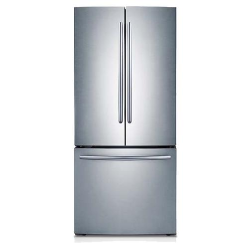 21.6 cu. ft. 30-Inch French Door Refrigerator (Stainless Steel)