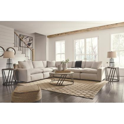 See Details - Savesto 6-piece Sectional