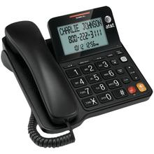 Corded Speakerphone with Large Display