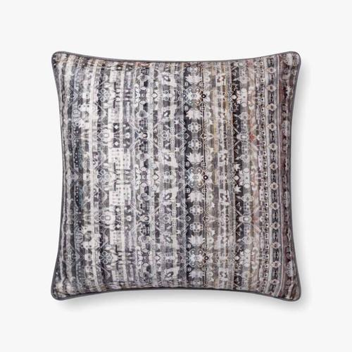 P0706 Grey Pillow