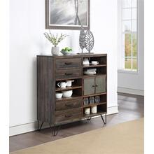 See Details - 4 Drw 2 Dr Bookcase