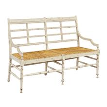 See Details - Lakehouse High Back Bench
