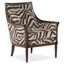 Living Room Blanche Exposed Wood Chair