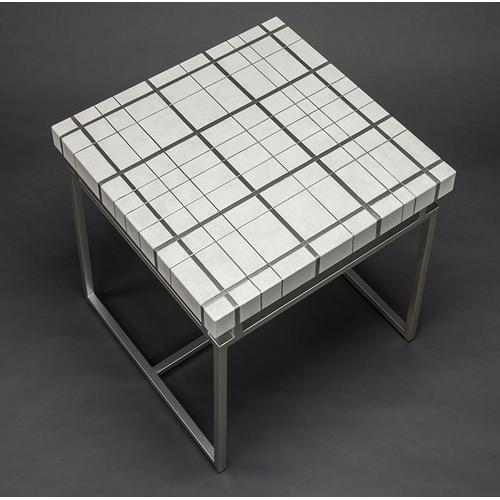 """Artmax - End Table 24x24x24"""""""