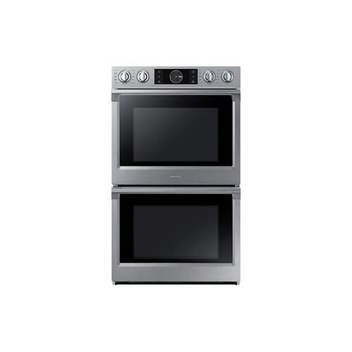 "30"" Smart Double Wall Oven with Flex Duo™ in Stainless Steel"