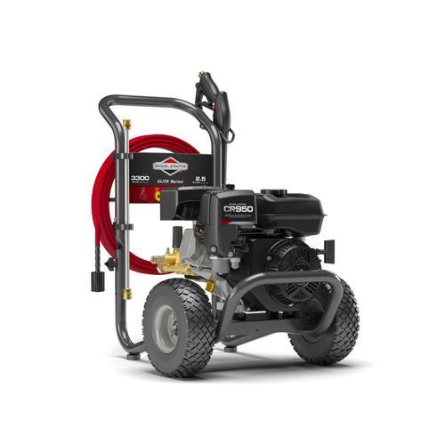 Briggs and Stratton - 3300 MAX PSI / 2.5 MAX GPM - Gas Pressure Washer