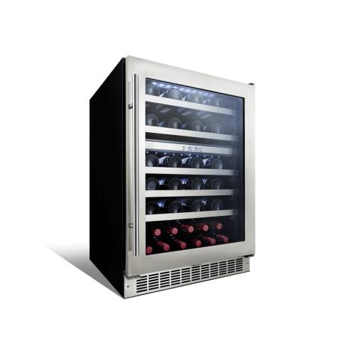 """Sonoma 24"""" Dual Zone Wine Cellar."""