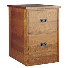 Two Drawer File Unit