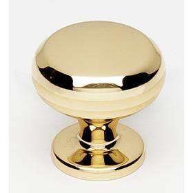 Knobs A1172 - Polished Brass