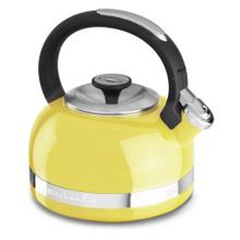 2.0-Quart Kettle with Full Handle and Trim Band - Citrus Sunrise