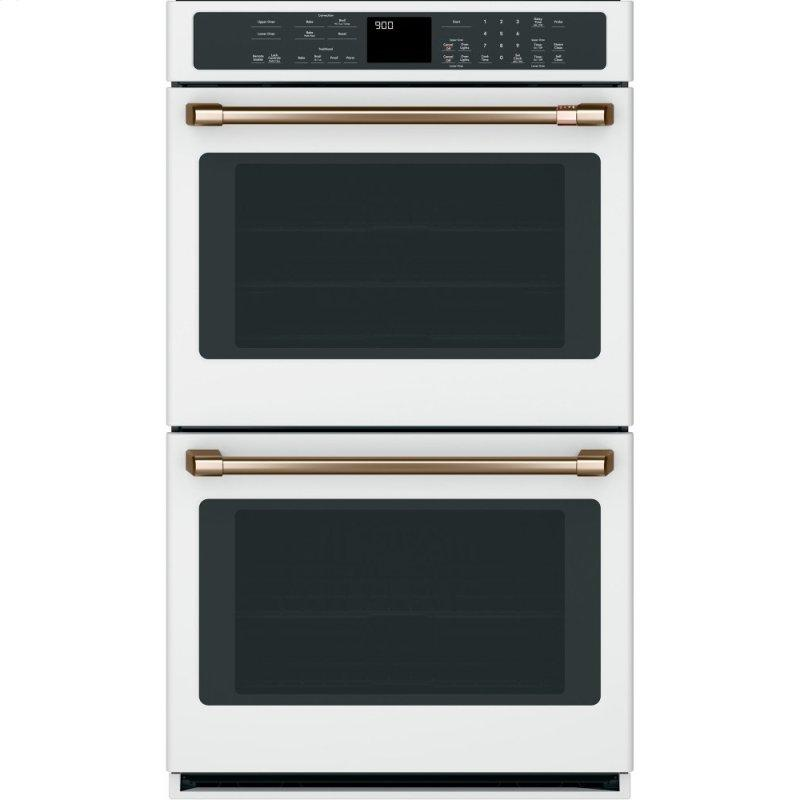 "30"" Smart Double Wall Oven with Convection"