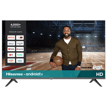 "32"" Class - H5500G Series - HD Hisense Android Smart TV (2020)"