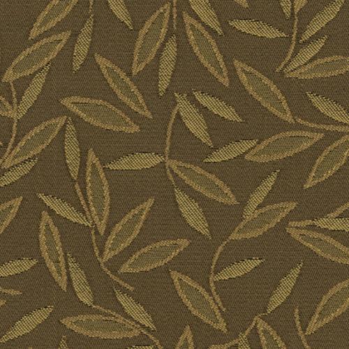 Flash Furniture - 18.5''W Church Chair in Jasmine Khaki Fabric - Gold Vein Frame