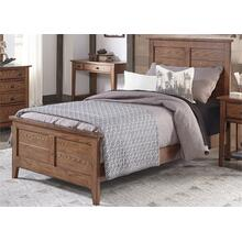 View Product - Twin Panel Bed