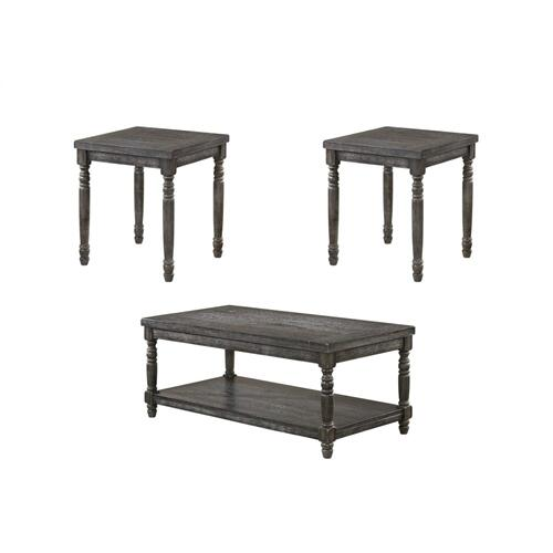 7641 Cocktail and End Table Set