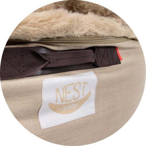 King Cover - NEST - Charcoal