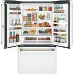 Cafe Appliances 23 Cu Ft French Door Refrigerator