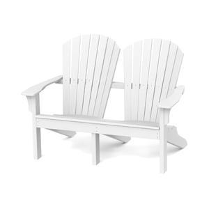 Adirondack Shellback Love Seat (020)