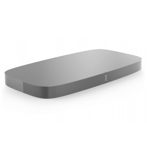 Gallery - Black- The sleek soundbase for TV, films, music, and more.