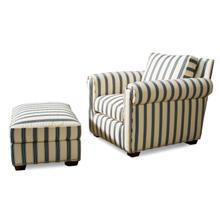 Gannon Chair - 36.5 L X 38.5 D X 36.5 H