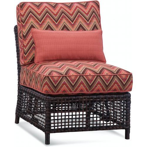 Gallery - Valletta Open Back Armless Chair