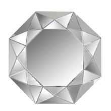 Octagon Geometric Mirror, Wb