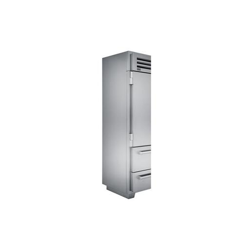 PRO Stainless Steel Side Panel