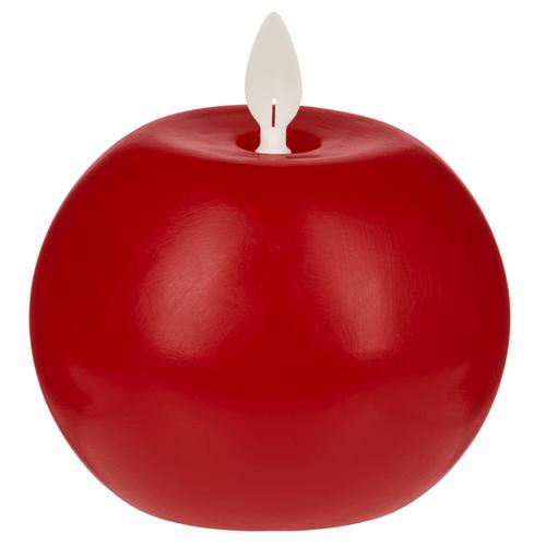 Wax LED Ball Candle Set (2 pc. set)