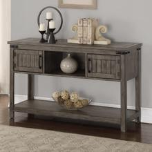 See Details - Storehouse Sofa Table