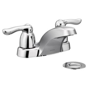 Chateau chrome two-handle bathroom faucet Product Image