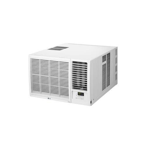 23,000 BTU Smart Wi-Fi Enabled Window Air Conditioner, Cooling & Heating